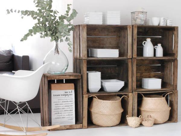 Acheter Caisse pour pomme de terre pour caisse de bois en pin naturel comparatif 1
