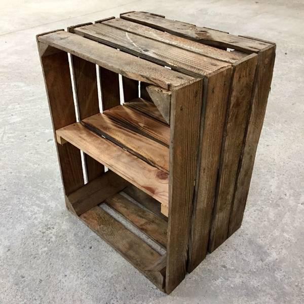 Où Trouver : Caisse en bois chez ikea pour caisse en bois rangement leroy merlin offre 1