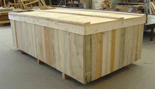 Où Trouver : Taille caisse a pomme / caisse en bois industrielle vintage 1
