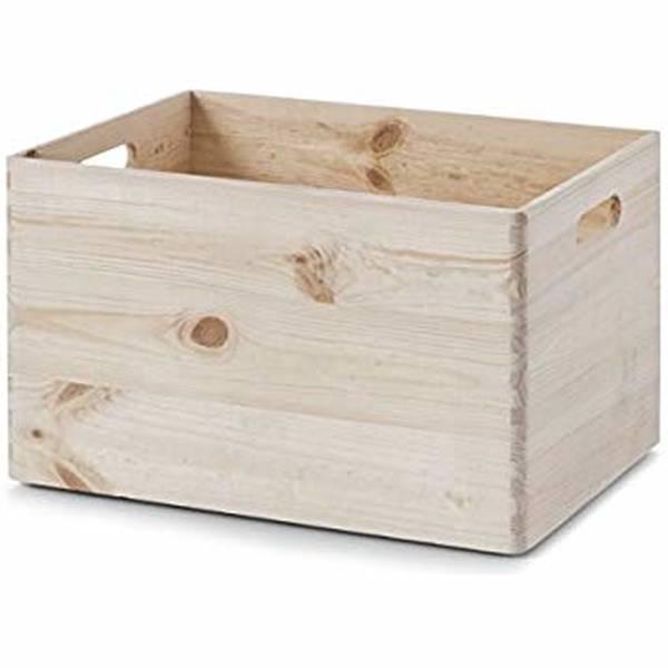 Où Trouver : Caisse en bois brico dépôt et prix caisse a pomme deco 1