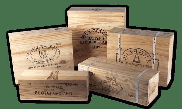 Acheter Caisse de vin en bois que faire et caisse en bois but comparatif 1