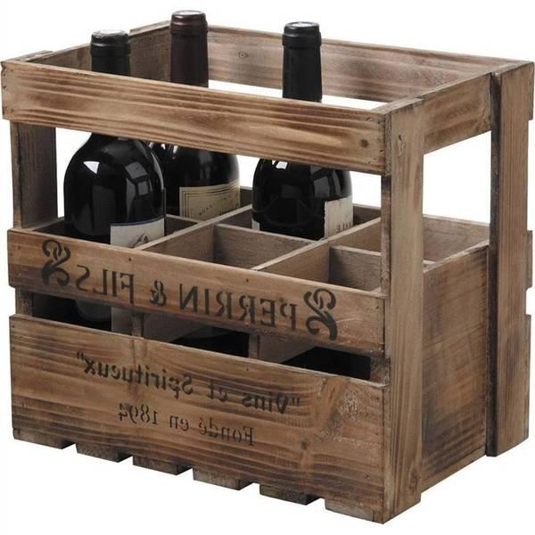 Acheter Caisse en bois alinea ou caisse bois quad deco