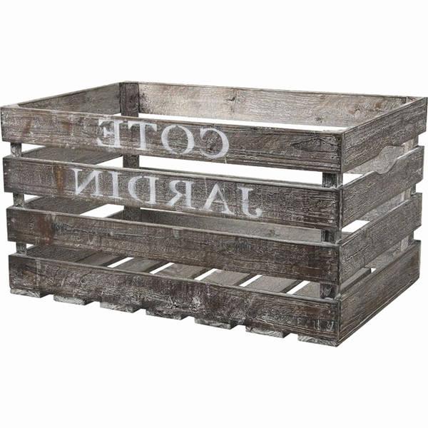 Où Trouver : Fabriquer une caisse a pomme et caisse en bois johnnie walker vintage 1