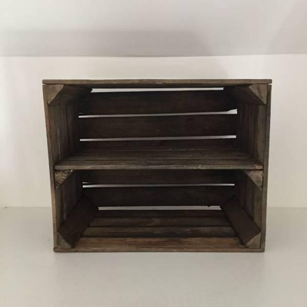 Où Trouver : Caisse navette bois / fabriquer une caisse en bois offre 1