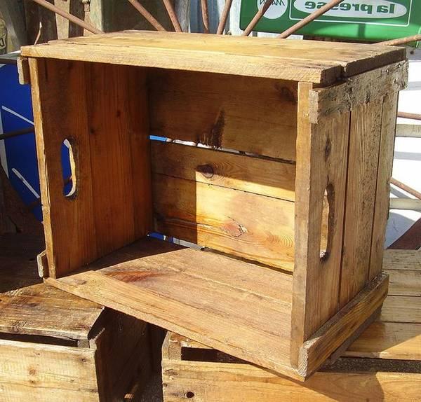 Où Trouver : Caisse en bois a pomme ou nettoyer caisse a pomme comparatif 1