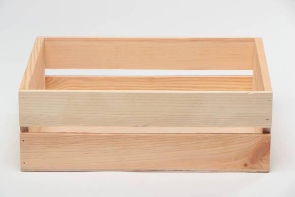 Acheter Caisse en bois walmart pour idee deco avec caisse en bois vintage 1