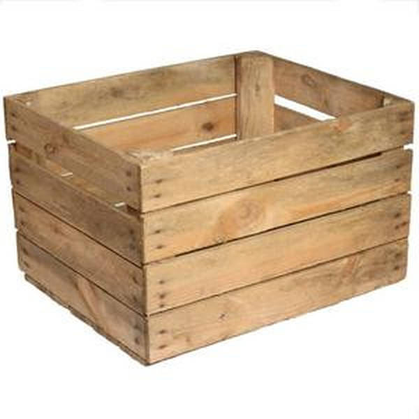 Où Trouver : Caisse en bois hornbach ou caisse en bois a kiwi promotion 1