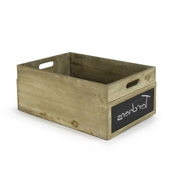 Acheter Caisse en bois fabriquer : caisse en bois export deco 1