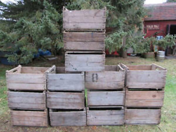 Acheter Caisse munition bois us ww2 ou caisse en bois vin vintage 1