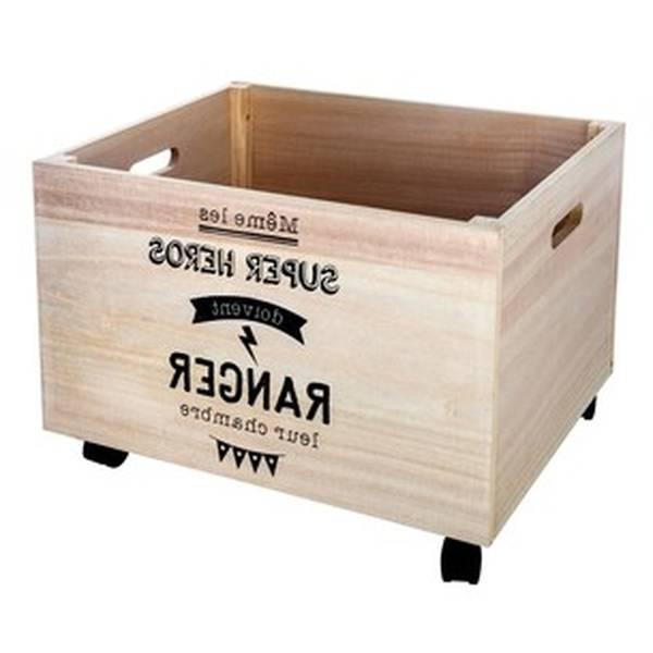 Où Trouver : Caisse en bois vintage pas cher / caisse en bois a peindre comparatif 1