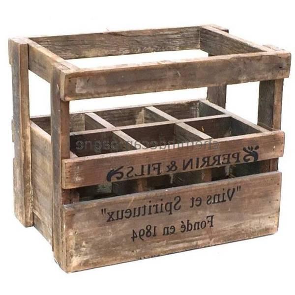 Acheter Caisse en bois jardinière ou caisse en bois usine comparatif 1