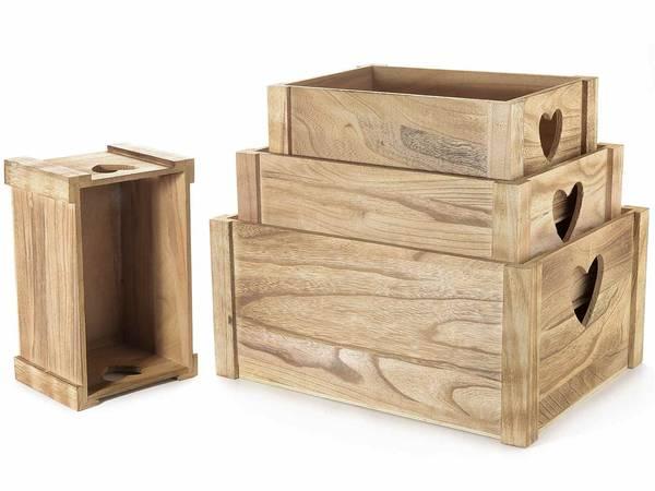 Où Trouver : Caisse en bois schweppes : caisse en bois avec tiroir promotion 1