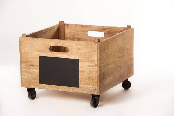 Acheter Caisse en bois grande taille : caisse de pomme en bois le bon coin vintage 1