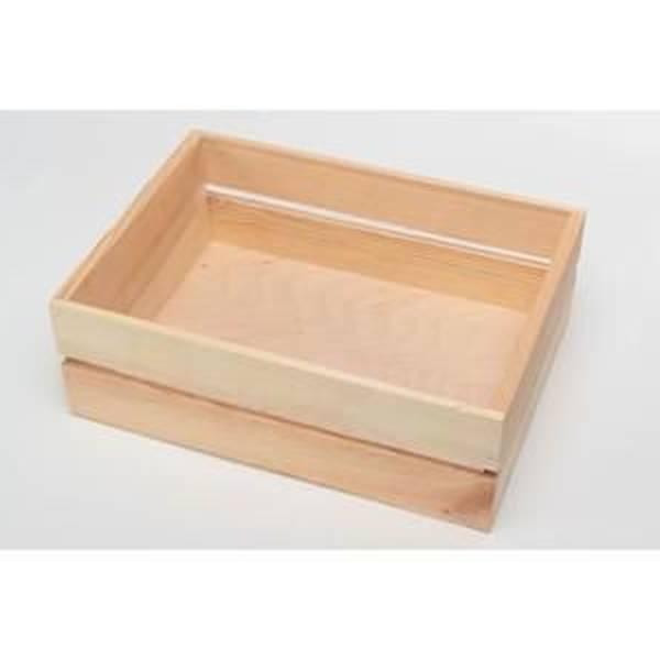 Acheter La caisse a pomme / caisse en bois grand format vintage 1
