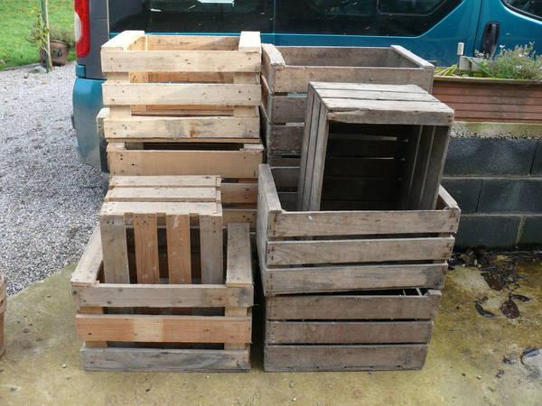 Où Trouver : Caisse conservation pomme de terre et caisse bois ouvert deco 1
