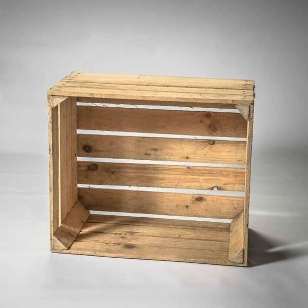 caisse en bois hermetique