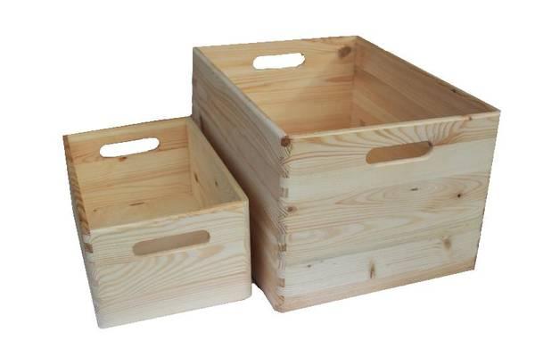 caisse en bois pomme a vendre