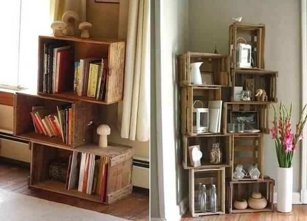 Acheter Caisse en bois made in france : caisse en bois style industriel promotion 1