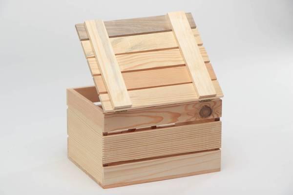 Où Trouver : Vieille caisse a pomme pour caisse en bois gratuit offre 1