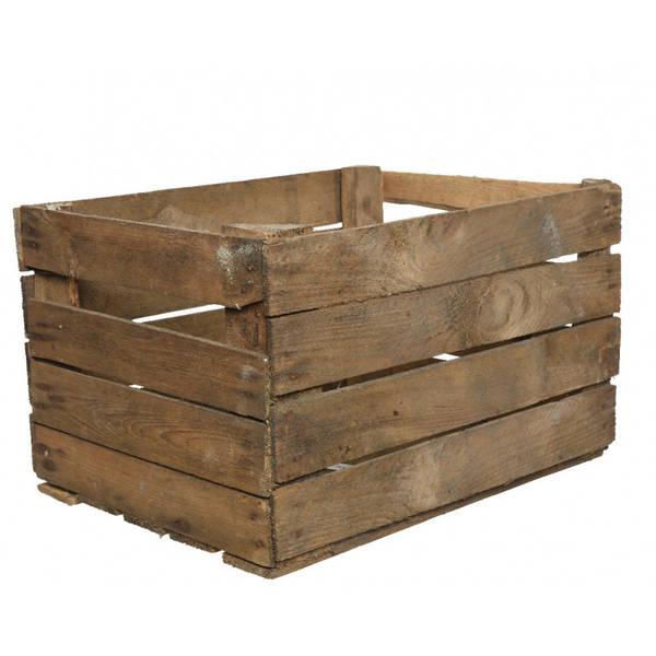 caisse en bois grossiste