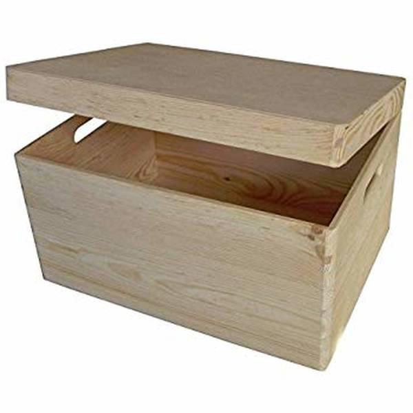 Acheter Instrument percussion caisse en bois pour caisse pommes relookee offre 1
