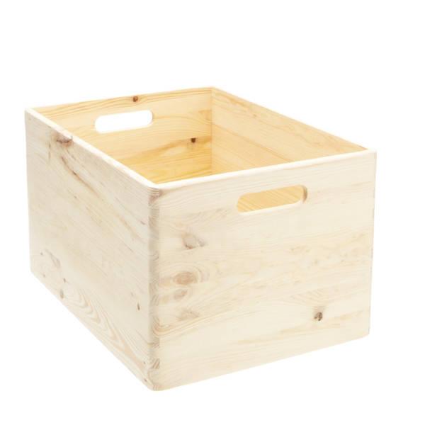 Acheter Caisse de rangement en bois ikea : caisse en bois tiroir promotion 1