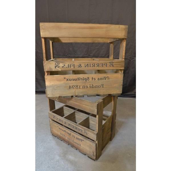 Acheter Caisse en bois retro / caisse outils bois avis 1
