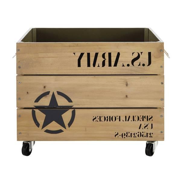 Acheter Caisse en bois decorative ikea : une caisse en bois anglais avis 1