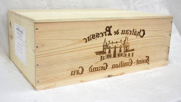 Où Trouver : Customiser caisse en bois ikea : caisse en bois vin bordeaux deco 1
