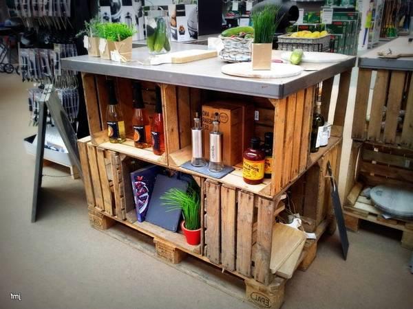 Acheter Caisse en bois weldom et construire une caisse en bois deco 1