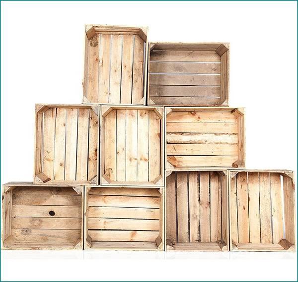 Acheter Caisse a pomme en bois occasion ou caisse en bois ww2 vintage 1