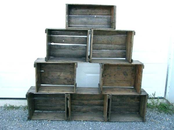 Acheter Caisse en bois magnum : caisse en bois synonyme promotion 1