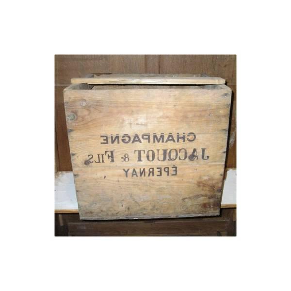 Où Trouver : Caisse en bois gifi et caisse en bois vin ancienne avis 1