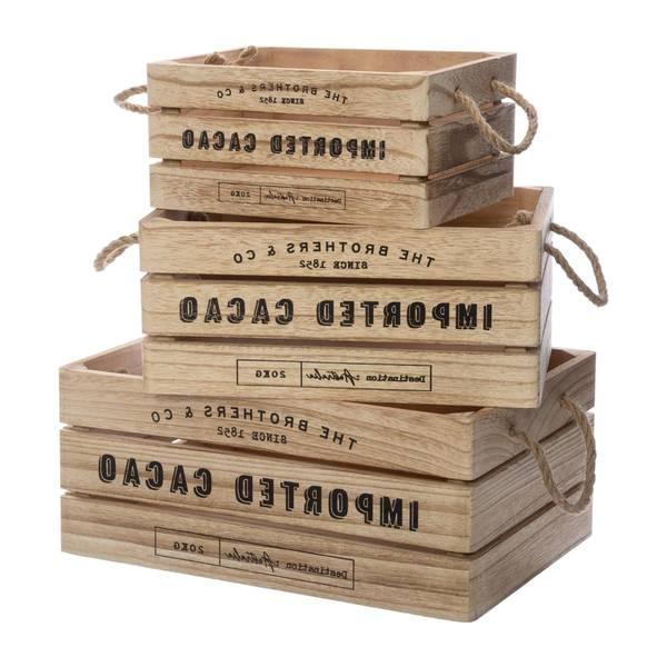 Acheter Caisse en bois pour plantation ou caisse en bois pour transport vintage 1