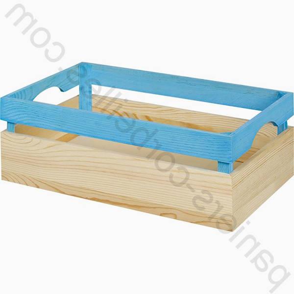 caisse en bois industrielle