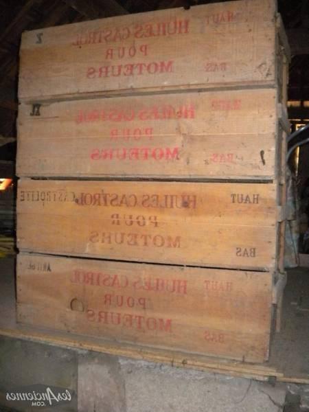 renover une caisse en bois