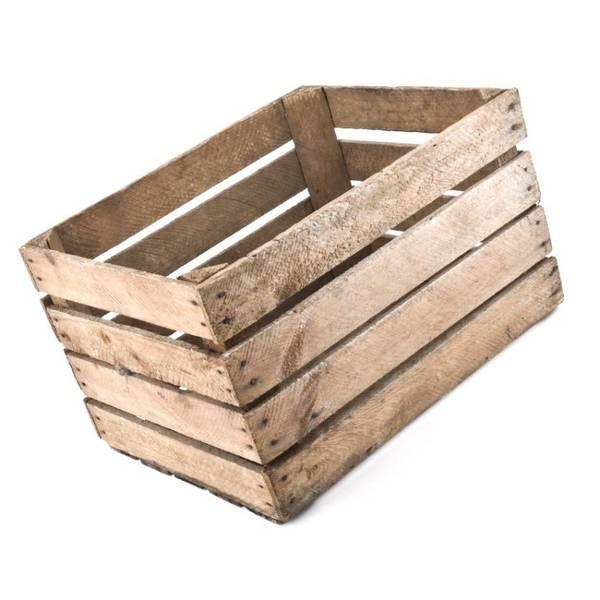 Où Trouver : Caisse a pomme meuble et caisse en bois expedition deco 1