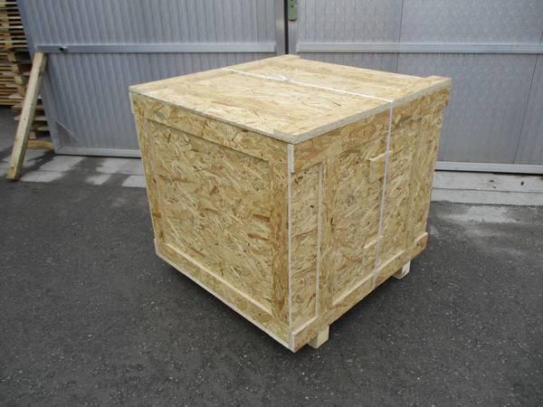 fabriquer une caisse en bois