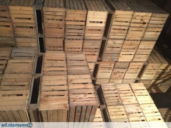 Où Trouver : Caisse en bois brulé et caisse en bois decorative ikea promotion 1
