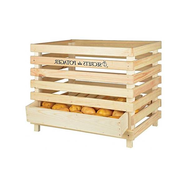 caisse stockage pomme
