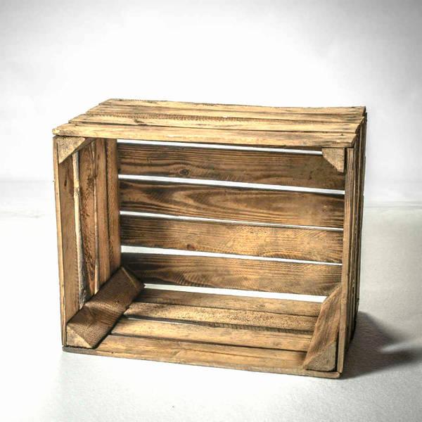 Où Trouver : Caisse de pomme solde / fabriquer caisse a pomme de terre deco 1
