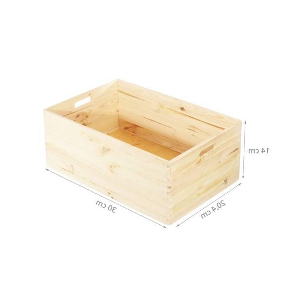 une caisse en bois in english