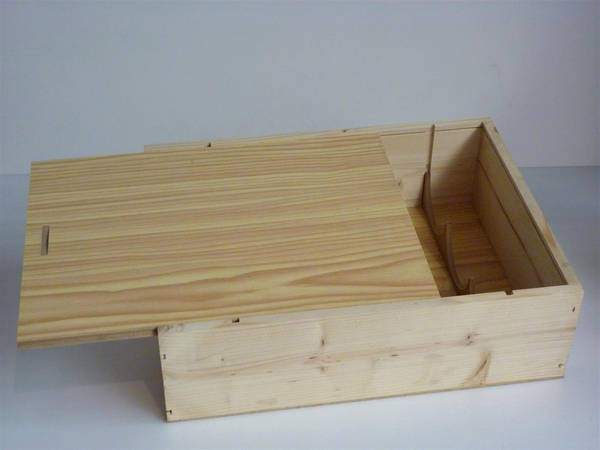 Acheter Caisse en bois gymnastique ou caisse en bois whisky vintage 1