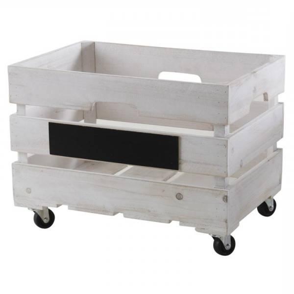 Où Trouver : Caisse a pomme neuve : caisse en bois simply a box avis 1