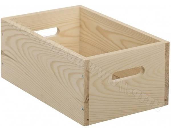 transformer caisse bois en jardiniere