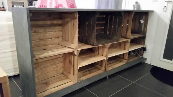 caisse en bois fabricant