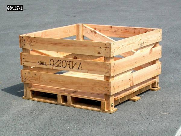 Acheter Caisse bois jardinerie : caisse a pomme truffaut comparatif 1