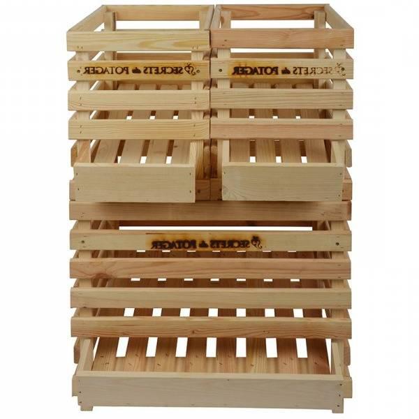 Où Trouver : Caisse a pomme ikea ou caisse vin en bois gratuite offre 1