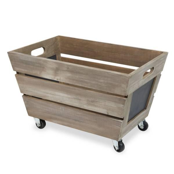 Où Trouver : Caisse en bois idee ou caisse en bois casa comparatif 1