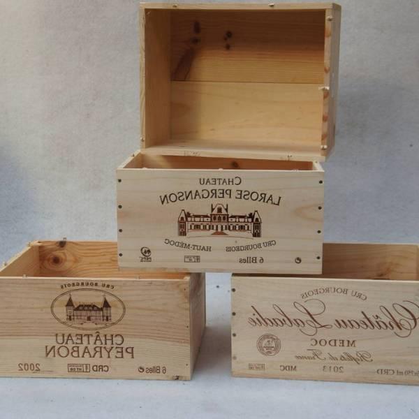 Où Trouver : Caisse en bois vintage pas cher pour caisse en bois suisse vintage 1
